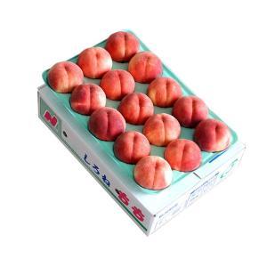 桃 もも モモ 『新潟の大玉桃』 品種:なつっこ または なつおとめ 約5kg(13〜15玉) 常温 送料無料|tsukijiichiba