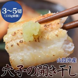 あなご開き干し 3〜5切れ(110g) ※冷凍 sea ◯|tsukijiichiba