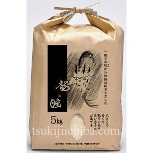 送料無料 岐阜県産 龍の瞳(いのちの壱) 白米 5kg 常温 産地直送|tsukijiichiba