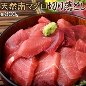 ミナミマグロ インドマグロ 築地市場 卸の社食 天然南マグロ 切り落とし 約300g ※冷凍|tsukijiichiba