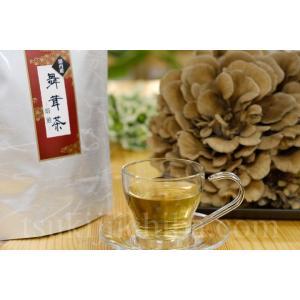 送料無料 きのこ生産者が作る えぐみの少ない「焙煎 舞茸茶」10包入( 1包(3g)500ml分)ゆうパケット|tsukijiichiba