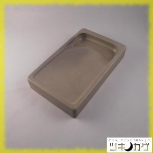 端渓硯(緑端渓) 角 6吋(インチ) tsukinokage