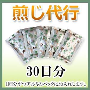 大柴胡湯 煎じパック(30日分) だいさいことう (漢方のつくば薬園)