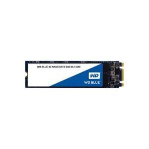 WD Blue 3D NAND SATA SSD 250GB M.2 2280