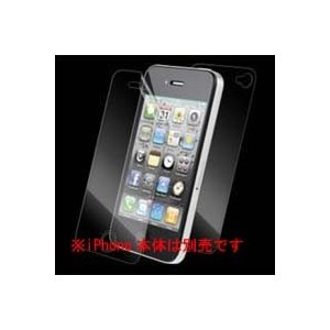 Invisible SHIELD for iPhone4/4s|tsukumo-y