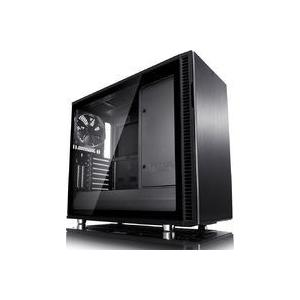 Define R6 USB-C TG (ブラックアウト) FD-CA-DEF-R6C-BKO-TGL tsukumo-y