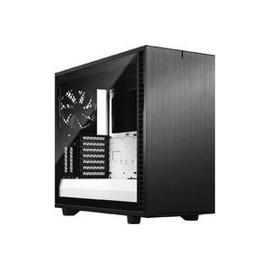 Define 7 Black/White TG Clear Tint FD-C-DEF7A-05