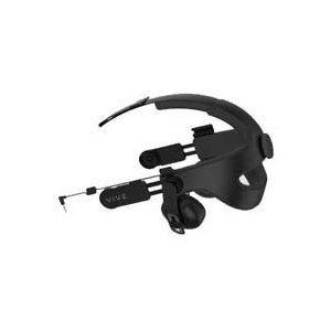 HTC VIVEとヘッドホンを統合できる専用アクセサリ