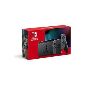 Nintendo Switch Joy-Con(L)/(R) グレー HAD-S-KAAAA