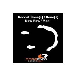 Skatez for Roccat Kone[+] / Kone[+] New Rev. / Max (CS28030)|tsukumo-y