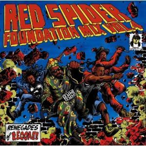 RED SPIDER FOUNDATION MIX vol.4