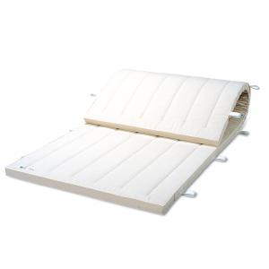 体操マット 9号 90×360×厚5cm SGマーク付 マット 体操 運動用 体育マット|tsumura