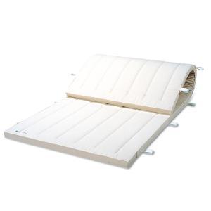 体操マット 6号 90×300×厚5cm SGマーク付 マット 体操 運動用 体育マット|tsumura