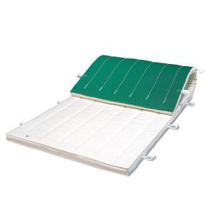 体操マット 9号 90×180×厚6cm 滑り止め SGマーク付 ノンスリップマット 体操 運動用 体育マット
