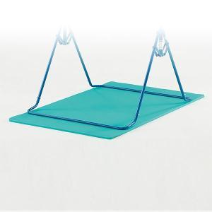 鉄棒マット 室内鉄棒 トレーニング鉄棒用安全マット すべり防止の安全対策 振動音軽減用|tsumura