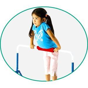 子供用鉄棒サポーター 家庭用鉄棒回転安全サポーター|tsumura
