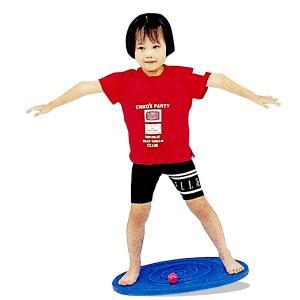 バランス 平衡感覚を養う はだしバランスボード グッドデザインアワード受賞商品|tsumura