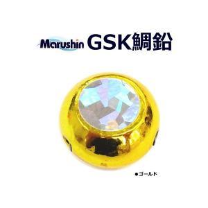 (ポイント10倍) マルシン漁具 ハイドラ GSK鯛鉛 Deep (200g/ゴールド) / 鯛ラバ タイラバ / SALE10 (メール便可) tsuribitokan-masuda