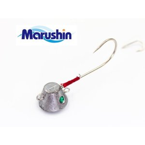 (ポイント10倍) マルシン漁具 TRD一つテンヤ ムク 12号 / 鯛ラバ タイラバ (メール便可) tsuribitokan-masuda