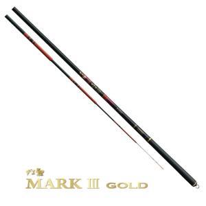 がまかつ がま鯉 マーク3 ゴールド 3H 5.4m / コイ竿 (お取り寄せ商品) (セール対象商品)