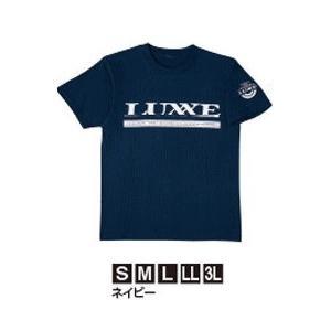 がまかつ Tシャツ (ラグゼ) LE-3518 ネイビー Lサイズ (お取り寄せ商品) (年末感謝セール対象商品) tsuribitokan-masuda