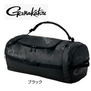 がまかつ 3WAYトランスポーターバッグ GM-2506 ブラック L(110L)サイズ (お取り寄せ商品)