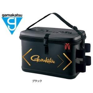 がまかつ タックルショルダーバッグ GB-389 ブラック 40cm (予約商品/4月発売予定)