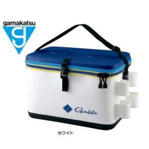 がまかつ タックルショルダーバッグ GB-389 ホワイト 40cm (予約商品/4月発売予定)