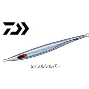 ダイワ ソルティガ BSジグ SHフルシルバー 210g / メタルジグ (メール便可) (セール対象商品) tsuribitokan-masuda