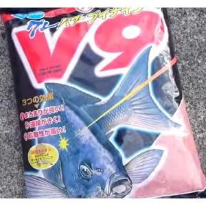 マルキュー グレパワーV9(徳用) 1箱 (8袋入り)  [表示金額+送料別途] [お取り寄せ商品] (年末感謝セール対象商品)|tsuribitokan-masuda
