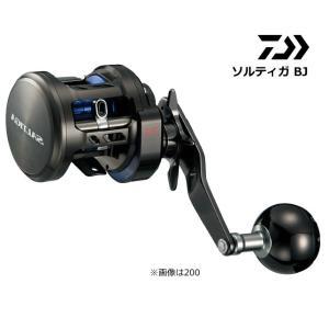 ダイワ ソルティガ BJ 200SHL 左ハンドル / ベイトリール (送料無料) (D01) (O01)|tsuribitokan-masuda