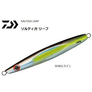 ダイワ ソルティガ リーフ 60g SHBGLライン / メタルジグ (メール便可) (O01) (セール対象商品) tsuribitokan-masuda
