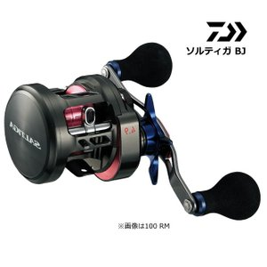 ダイワ ソルティガ BJ 100PL-RM 左ハンドル / ベイトリール (送料無料) (D01) (O01)|tsuribitokan-masuda