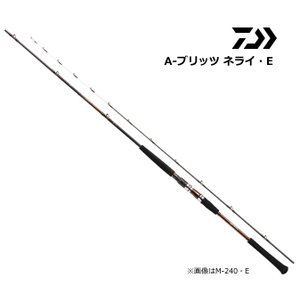 (セール 40%OFF) ダイワ A-ブリッツ ネライ ML‐180・E / 船竿 / ボートロッド 釣竿|tsuribitokan-masuda