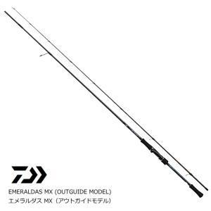 (セール 38%OFF) ダイワ 17 エメラルダス MX(アウトガイドモデル) 86MH・E / エギングロッド 釣竿|tsuribitokan-masuda