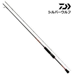 (数量限定セール) ダイワ シルバーウルフ 73ML / ルアーロッド 釣竿|tsuribitokan-masuda