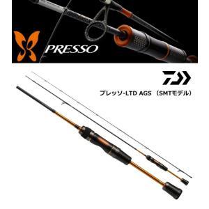 (セール 30%OFF) ダイワ プレッソ LTD AGS (SMTモデル) 62XULSMTT・J / トラウトロッド 釣竿|tsuribitokan-masuda