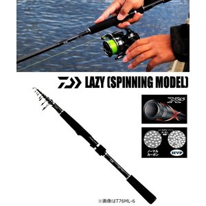 (数量限定セール) ダイワ レイジー (スピニング モデル) T76ML-6 / シーバスロッド 釣竿|tsuribitokan-masuda