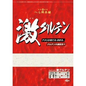 ダイワ へら餌本舗 激グルテン 1箱 (15袋入り)  / へらぶな エサ (D01) [表示金額+送料別途] (年末感謝セール対象商品)|tsuribitokan-masuda