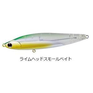 ダイワ モアザン スイッチヒッター 105F ライムヘッドスモールベイト / シーバス ルアー (メール便可) (O01) (セール対象商品)|tsuribitokan-masuda