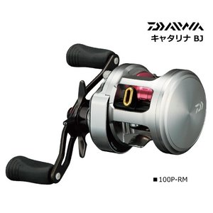 ダイワ 15 キャタリナ BJ 100P-RM 右ハンドル / ベイトリール (送料無料) (D01) (O01)|tsuribitokan-masuda