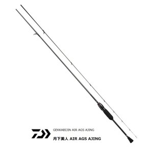 ダイワ 月下美人 AIR AGS AJING 79L/M-S・Y / アジングロッド (O01) (D01)|tsuribitokan-masuda