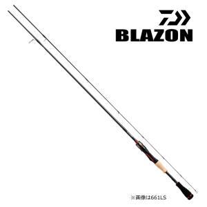 (数量限定セール) ダイワ 18 ブレイゾン 662LS・V (スピニング) / バスロッド 釣竿|tsuribitokan-masuda