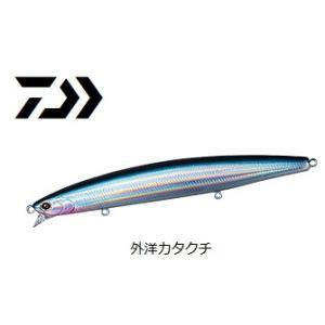 ダイワ モアザン ウインドストーム 135F 外洋カタクチ / シーバス ルアー (メール便可) (セール対象商品)|tsuribitokan-masuda