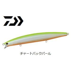 ダイワ モアザン ウインドストーム 135F チャートバックパール / シーバス ルアー (メール便可) (セール対象商品)|tsuribitokan-masuda