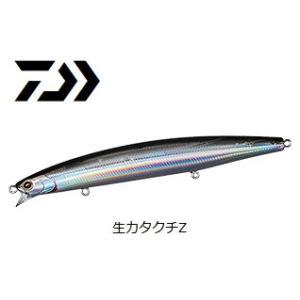 ダイワ モアザン ウインドストーム 135F 生カタクチZ / シーバス ルアー (メール便可) (セール対象商品)|tsuribitokan-masuda