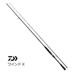 ダイワ ワインド X 83M / ショアジギングロッド (D01) (O01) (年末感謝セール対象商品)|tsuribitokan-masuda