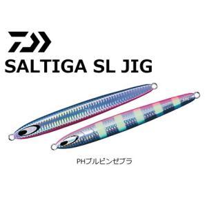 ダイワ ソルティガ SLジグ 330g PHブルピンゼブラ / メタルジグ (O01) (D01) (セール対象商品) tsuribitokan-masuda