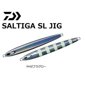 ダイワ ソルティガ SLジグ 330g PHゼブラグロー / メタルジグ (O01) (D01) (セール対象商品) tsuribitokan-masuda