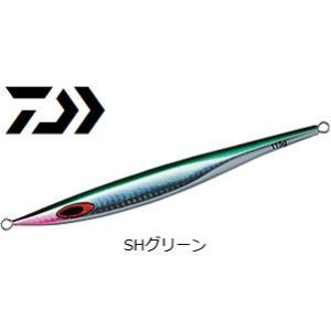 ダイワ ソルティガ BSジグ 150g SHグリーン / メタルジグ (メール便可) (セール対象商品) tsuribitokan-masuda